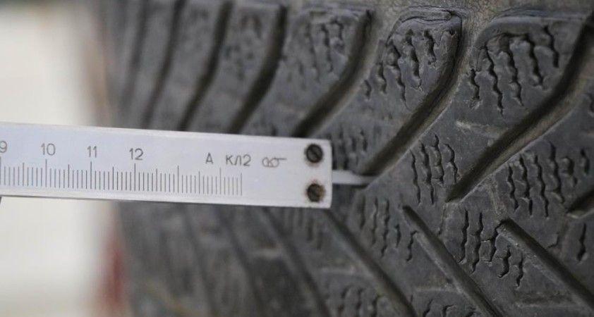 Patinaj zinciri bulunması veya kullanılması kış lastiği zorunluluğunu ortadan kaldırmıyor