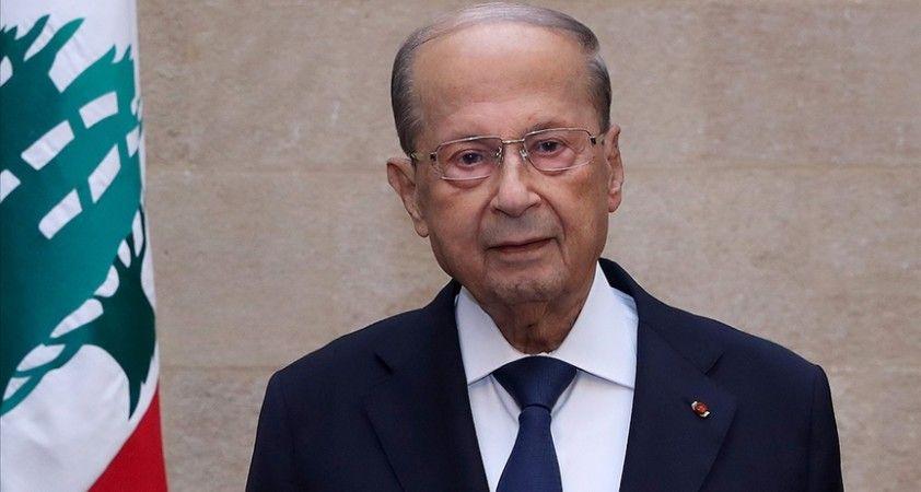 Lübnan Cumhurbaşkanı: Yargı, Beyrut patlaması soruşturmasında sonuna kadar gitsin ben de yanında olacağım