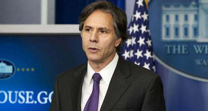 ABD Senatosu, Başkan Biden'ın Dışişleri Bakanlığına aday gösterdiği Blinken'ı onayladı