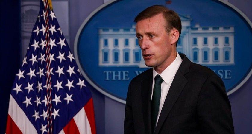 ABD Ulusal Güvenlik Danışmanı Sullivan: Biden ile Erdoğan'ın Glasgow'da görüşmesini bekliyorum
