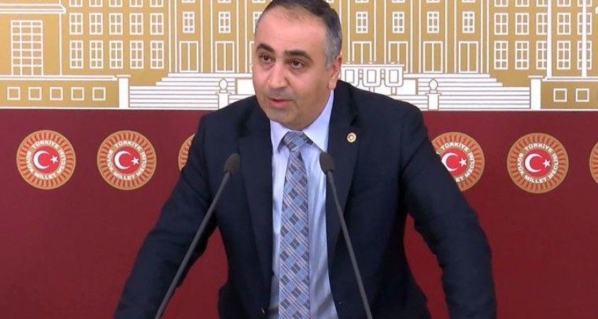 MHP Hatay Milletvekili Lütfi Kaşıkçı: 'Dokunulmazlığımı kaldırın'