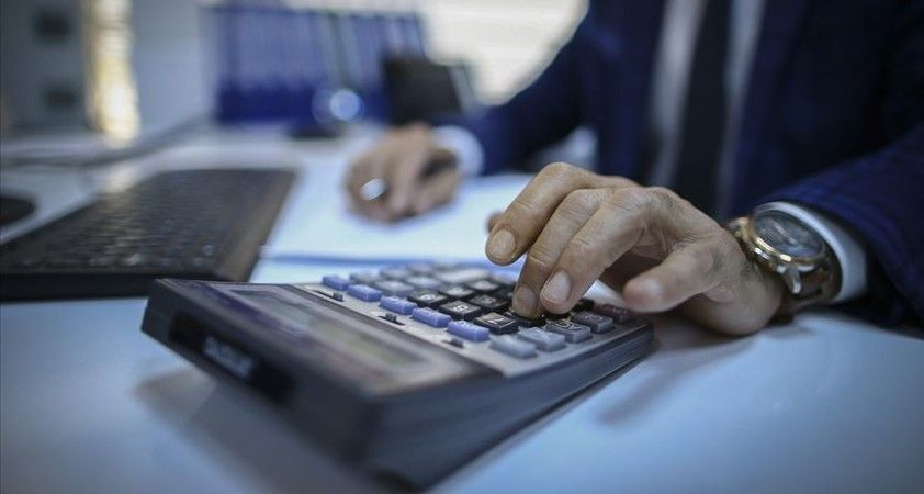 Geçici vergide yeniden değerleme oranı yüzde 2,10 oldu