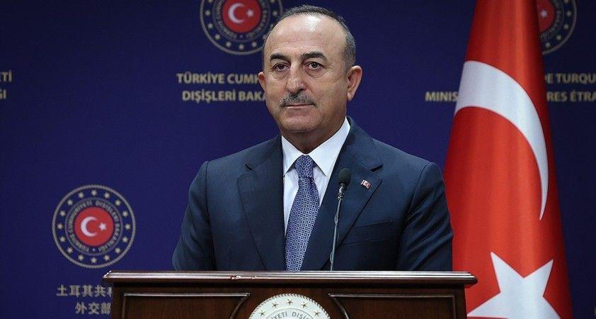 Dışişleri Bakanı Çavuşoğlu: Uluslararası toplum düzensiz göçmen sorununun ciddiyetini anladı