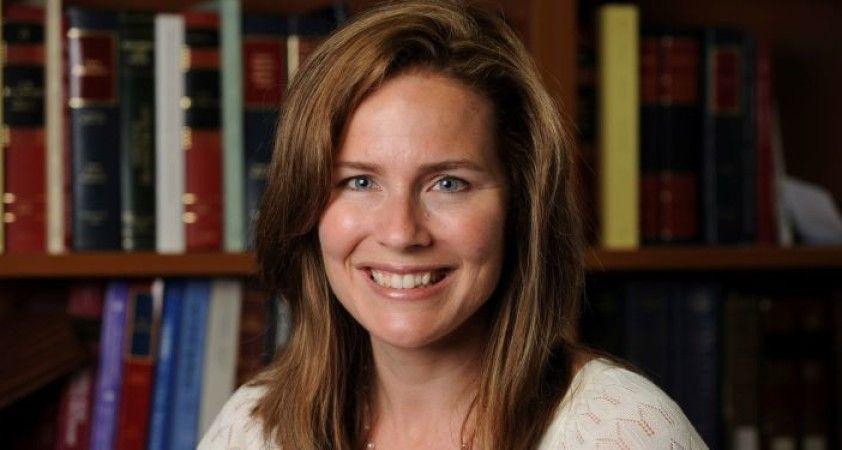 Trump'ın Yüksek Mahkeme yargıcı adayı  Amy Coney Barrett oldu