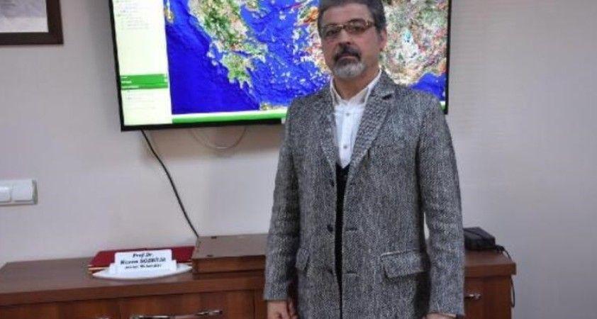 Prof. Sözbilir: Yunanistan depremi İzmir faylarını tetikleyebilir