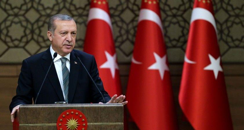 Cumhurbaşkanı Erdoğan'dan Hatay'ın anavatana katılmasının 82. yıldönümü mesajı
