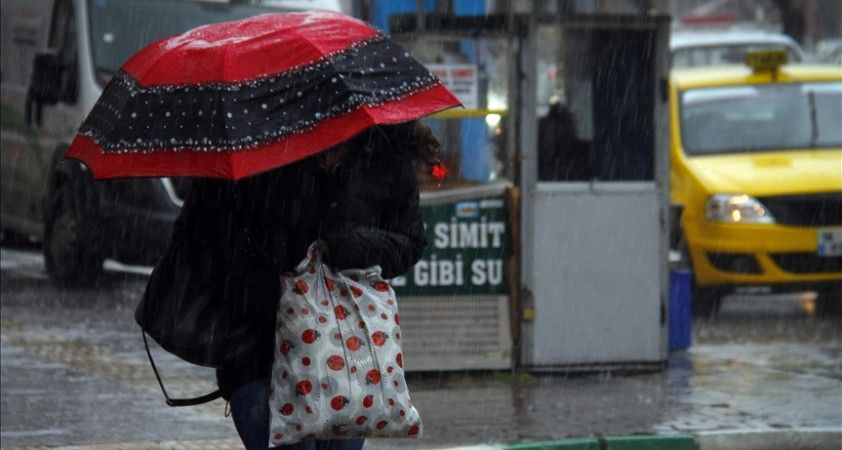 Bursa Valiliğinden 'soğuk ve yağışlı hava' uyarısı