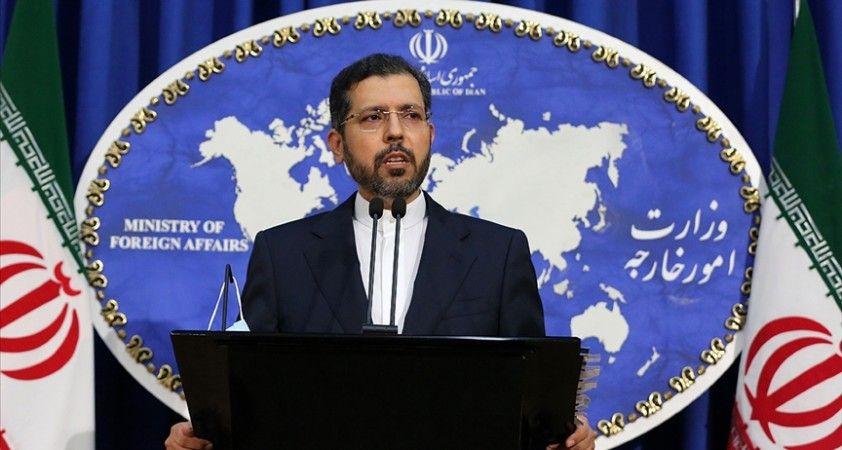 İran Batı'yı endişelendiren metal uranyum üretiminin barışçıl olduğunu savundu