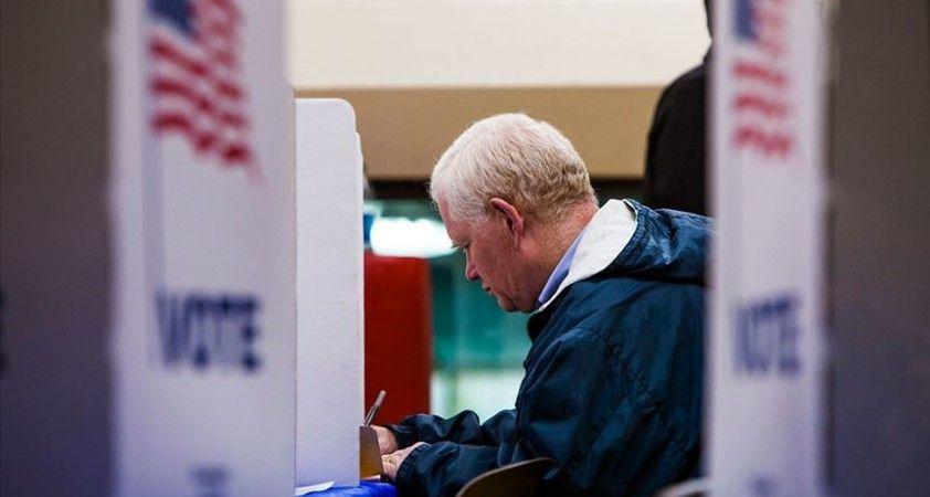 ABD Başkanlık seçimleri için şu ana kadar 1 milyona yakın oy kullanıldı