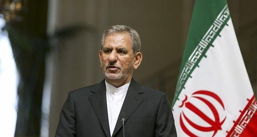 İran Cumhurbaşkanı Birinci Yardımcısı Cihangiri: ABD yaptırımlarının son günlerindeyiz