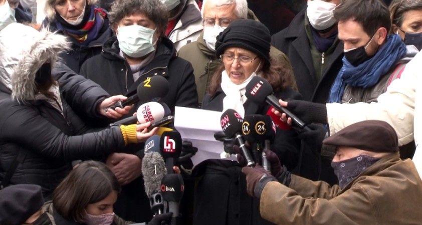 Hrant Dink, Agos Gazetesi önünde anıldı
