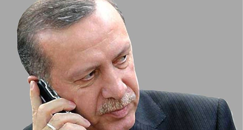 Cumhurbaşkanı Erdoğan, Tunus Cumhurbaşkanı Said ile görüştü