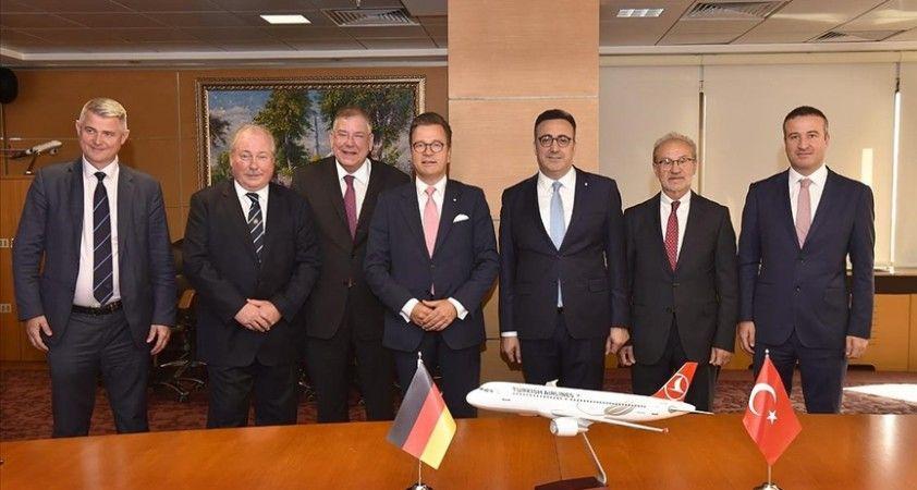THY Alman BVMW ile stratejik ortaklık için niyet bildirgesi imzaladı