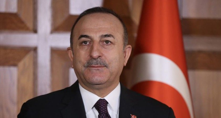 Çavuşoğlu'ndan yurt dışındaki vatandaşlara videolu 'evde kalın' çağrısı