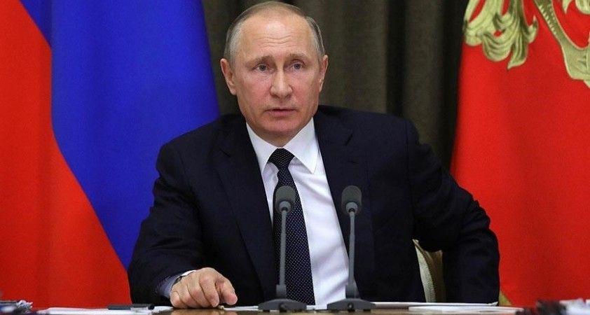 Rusya Devlet Başkanı Putin, ABD Başkanı Biden'ı telefonla arayarak tebrik etti