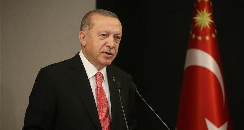 Erdoğan: Fetih açmaktır, fetih gönülleri özellikle kazanmaktır