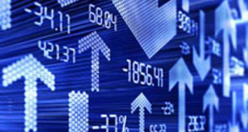 Borsa ilk yarıda rekor seviyeye ulaştı
