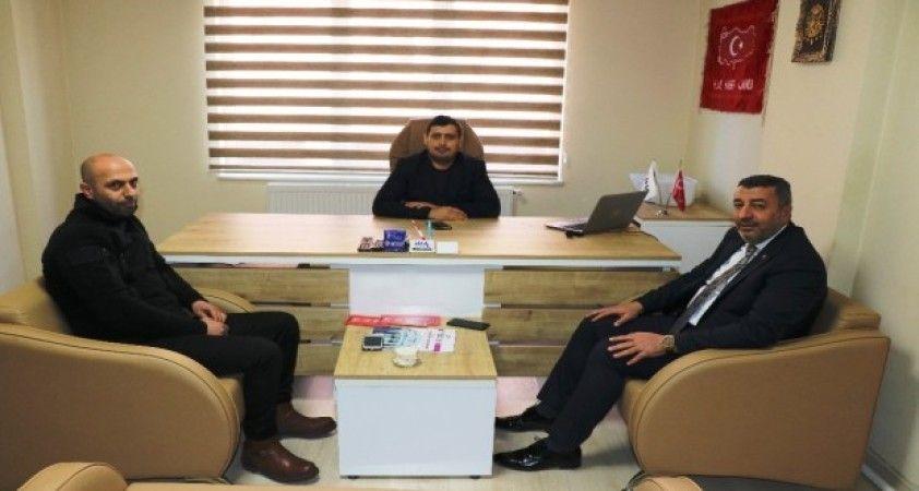 MTB Başkanı Özcan'dan İHA'ya teşekkür