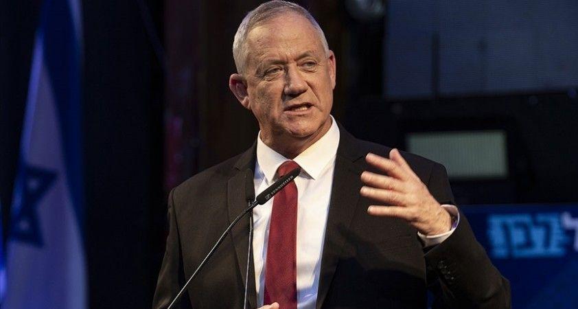 İsrail Savunma Bakanı Gantz İran'ın nükleer tesislerini vurmaya yönelik planlarını güncellediklerini söyledi