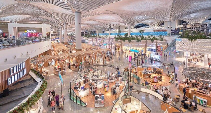 Müşteri Deneyimi Ödülleri'nden İstanbul Havalimanı'na 4 ödül