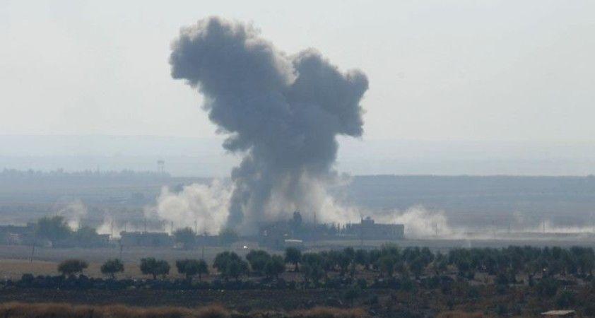 ABD öncülüğündeki koalisyon, Suriye'de İran destekli terörist grupları vurdu