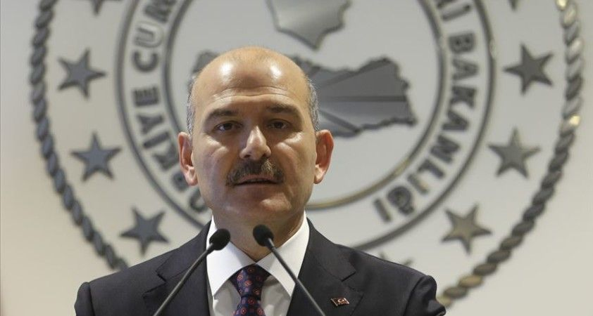 İçişleri Bakanı Soylu: DEAŞ'ın 2020'de 152 terör eylemi engellendi