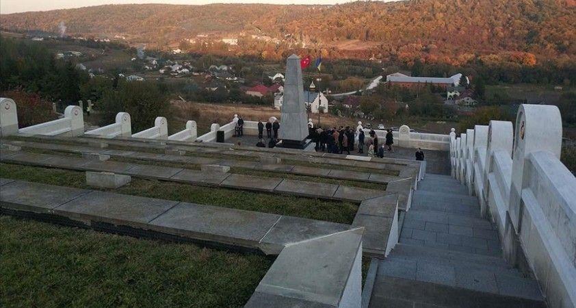 Galiçya cephesinde yolları iyileştirilen Osmanlı şehitlikleri Türk ziyaretçilerini bekliyor