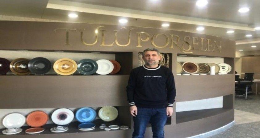 Kütahya'dan bir dünya markası daha; Tulû Porselen