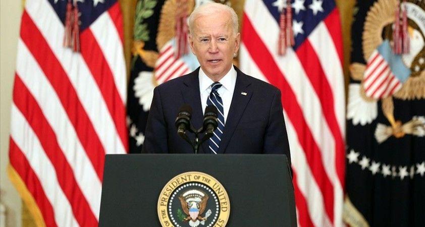 Biden: Rusya'nın zararlı eylemleri, ulusal güvenliğe, dış politikaya ve ABD ekonomisine tehdit