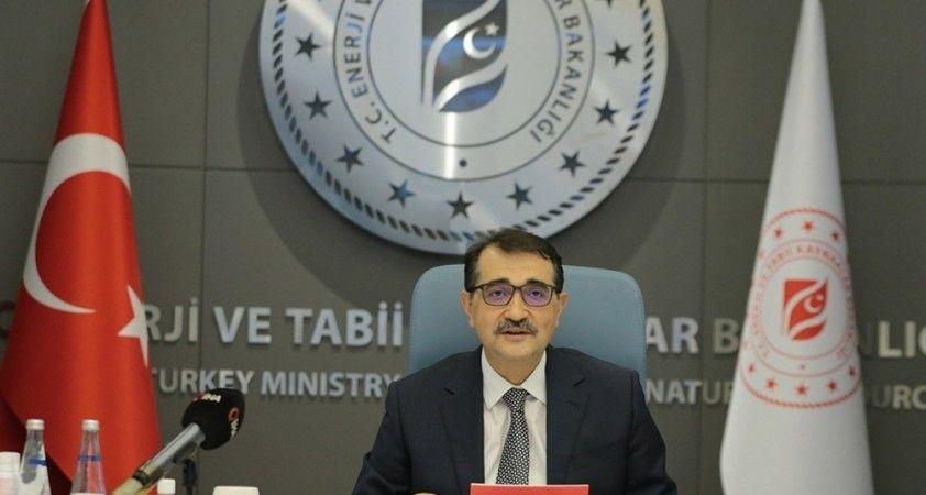 """""""Azerbaycan ile 2024 yılı sonuna kadar geçerli olacak doğal gaz ticaret anlaşması yapılmıştır"""""""