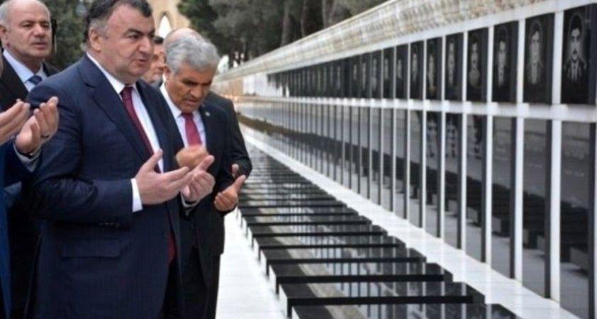 DATÜB'den Azerbaycan'a destek oluyor
