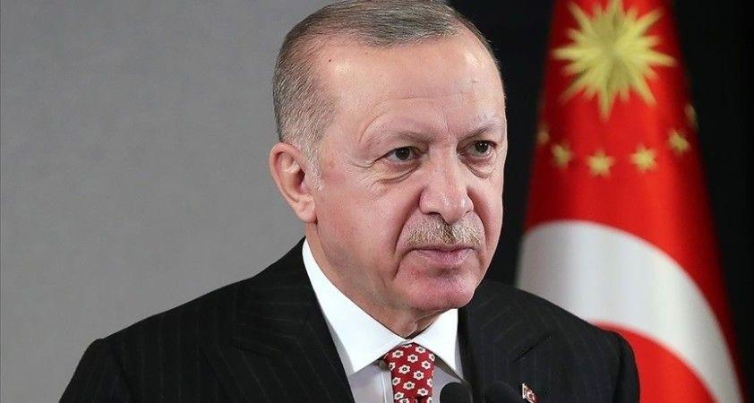 Erdoğan, orman yangınları ile mücadelede Türkiye ile dayanışma içinde olan ülkelere teşekkür etti