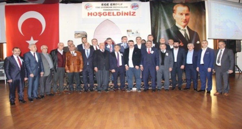Erzincanlılar İzmir'de buluştu