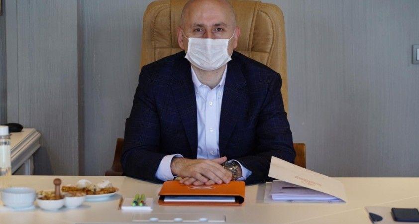 Bakan Karaismailoğlu, GSM operatörlerinin temsilcileri ile bir araya geldi