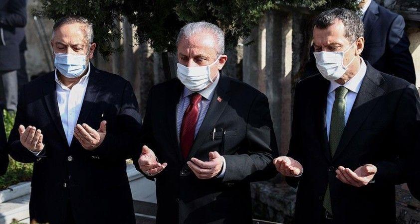 TBMM Başkanı Şentop: Necmettin Erbakan zor zamanlarda siyaset yaptı