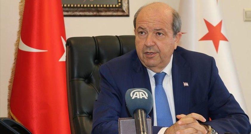 KKTC Başbakanı Tatar: Türkiye ile imzalanan mali protokol ekonomiye olumlu yansıyacak
