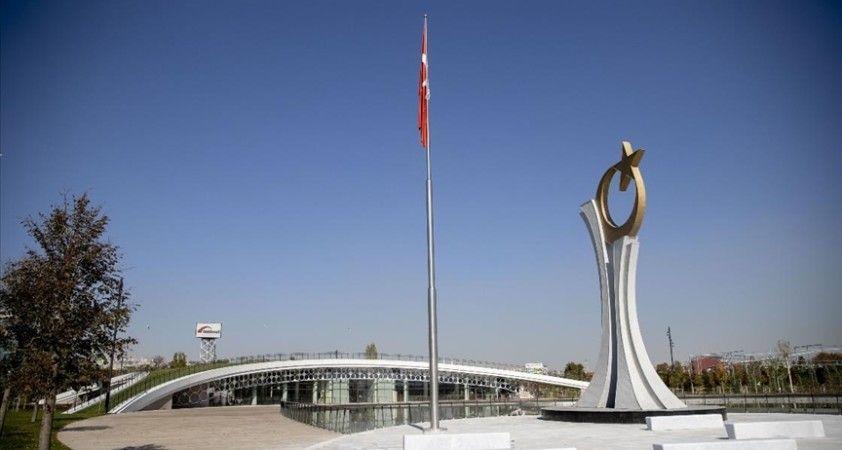 AKM Millet Bahçesi, Ankaralıların yeşille buluştuğu 'nefes ve etkinlik' alanı olacak