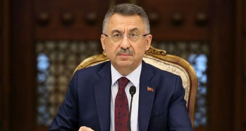 Cumhurbaşkanı Yardımcısı Fuat Oktay, Menderes, Zorlu ve Polatkan'ı andı