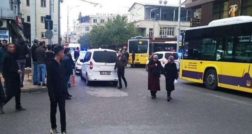 Şanlıurfa'da telefon kavgası: 2 gözaltı