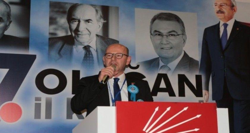 CHP Balıkesir'de kazanan Serkan Sarı oldu