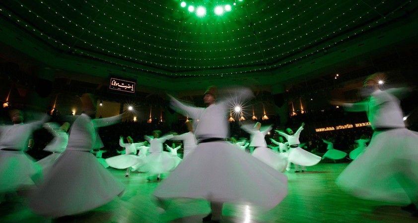 Hazreti Mevlana'nın 747. Vuslat Yıl Dönümü törenlerinin programı belli oldu