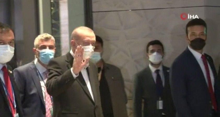 Cumhurbaşkanı Erdoğan, 4 günlük ABD temaslarını tamamladı