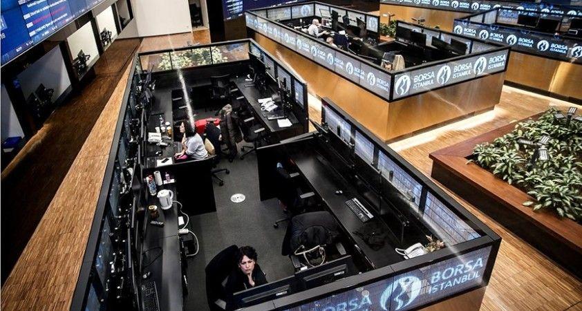 Yurt dışında yerleşikler 103 milyon dolarlık hisse senedi sattı