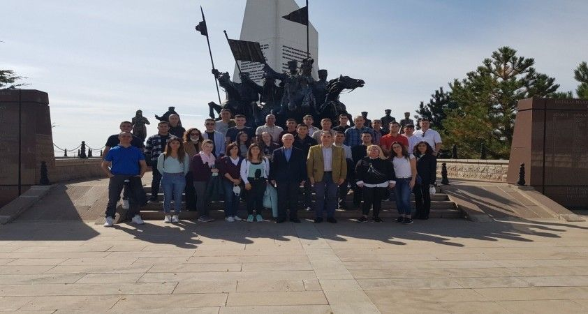 """""""Sakarya Meydan Muharebesi'nin 100. yıl dönümünde tarihi ve kültürel bilgi artırımı faaliyeti icra edildi"""""""