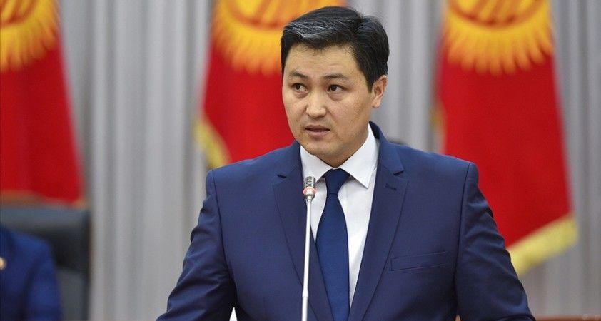 Kırgızistan'ın yeni başbakanı Ulukbek Maripov oldu