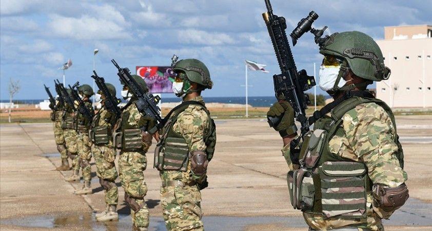 Mehmetçik'ten Libya ordusuna eğitim desteği