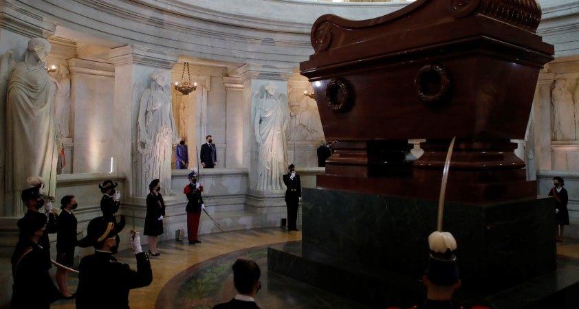 Napolyon Bonapart 200. ölüm yıldönümünde Fransa'da anıldı