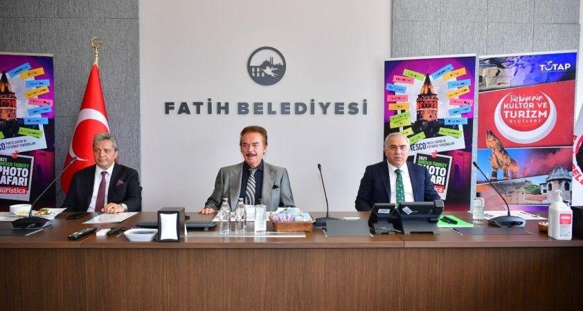 Orhan Gencebay, UNESCO PHOTO SAFARI projesine destek verdi