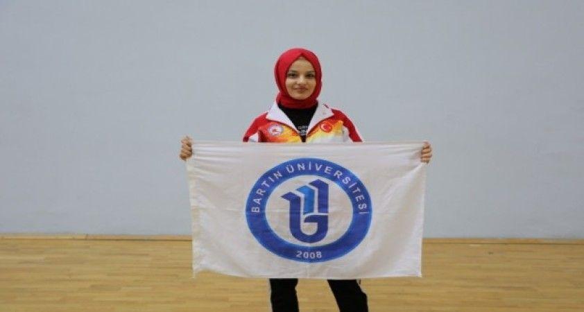 Bartın Üniversitesi öğrencileri 13 altın madalya aldı
