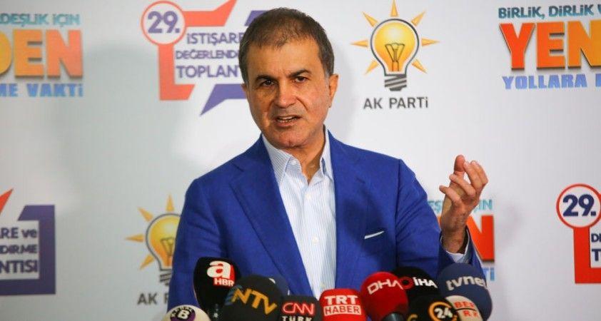 AK Parti Sözcüsü Çelik'ten Azerbaycan'ın zaferine ilişkin açıklama